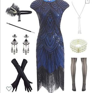 1920'S Great Gatsby Costume